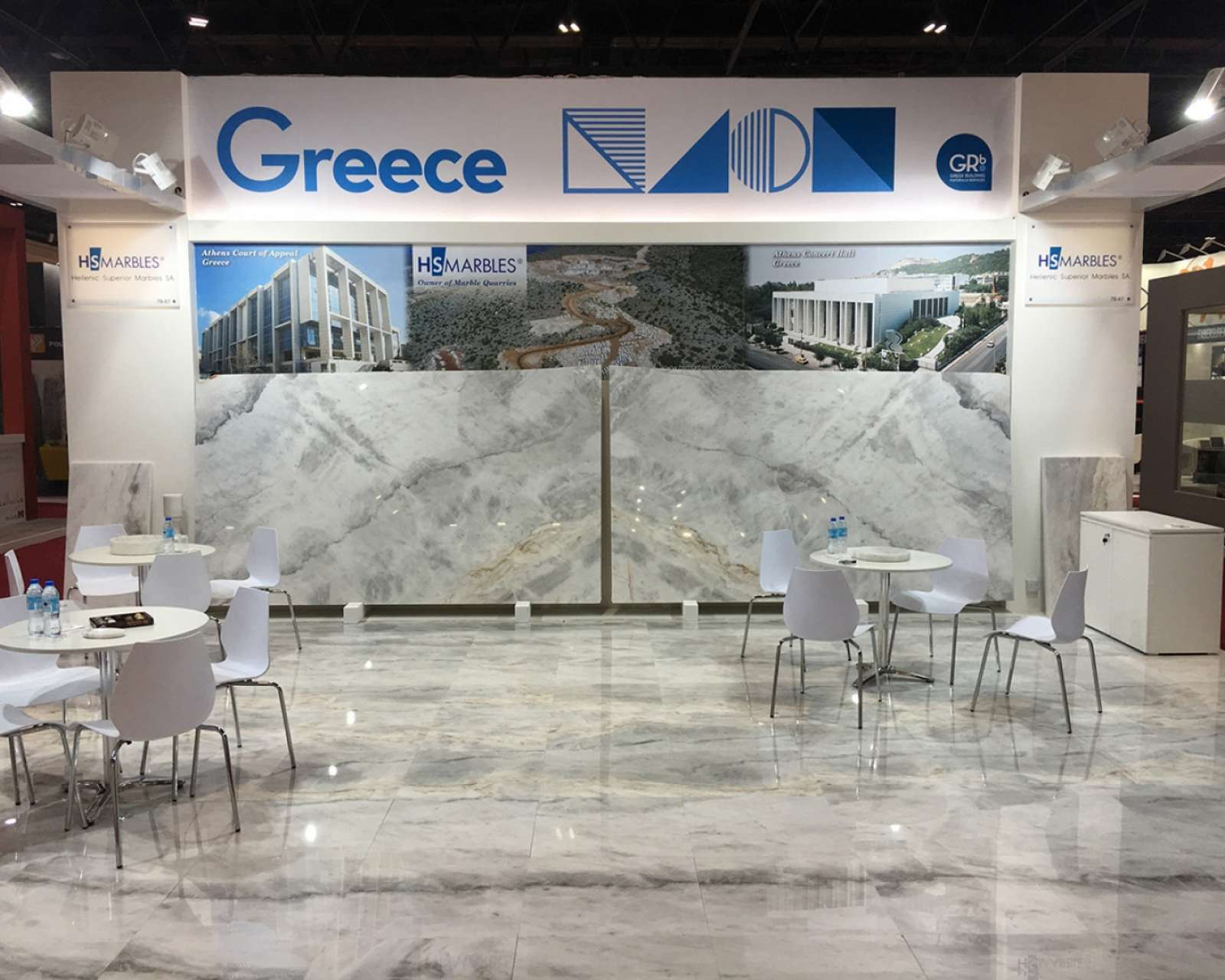 Middle East Stone 2017 - Dubai