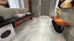 Bathroom - Floor