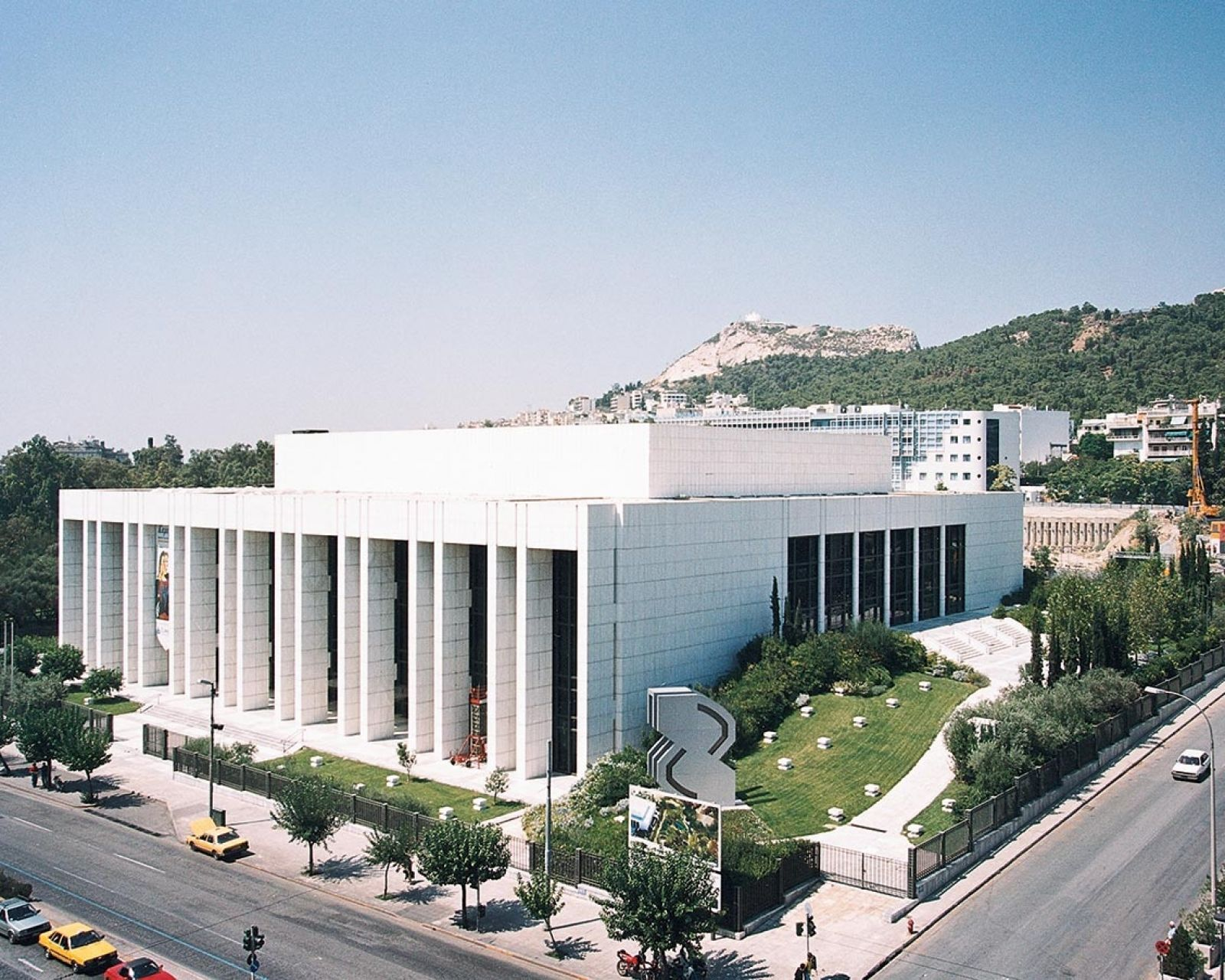 Athens Concert Hall | Greece